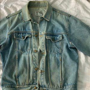 Genuine vintage jean jacket